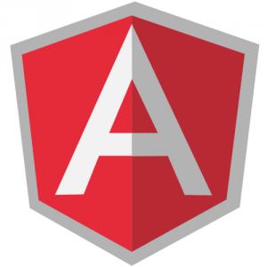 Flat-AngularJS-Logo-PSD